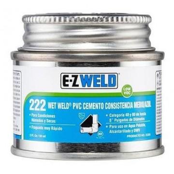 Pegamento Para PVC 59 ml EZ...