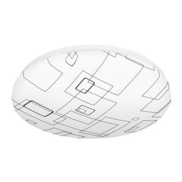 Luminario Plafón LED 18 W