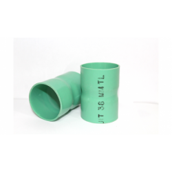 "Cople PVC Ligero 1 1/4"""