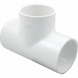 "Tee PVC Hidráulico 2"""