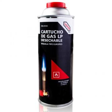 Tanque de Gas Desechable...