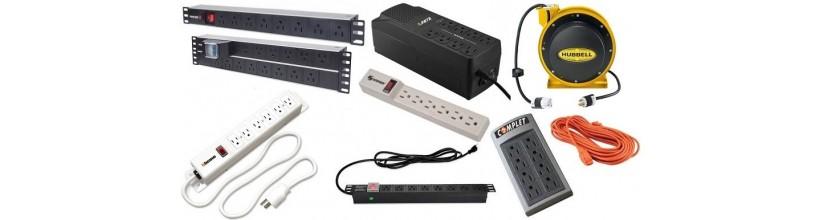 Extensiones Eléctricas Y Multicontactos
